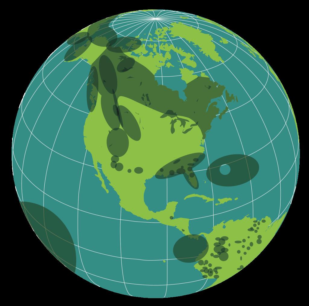 Largelandscape 6 on globe