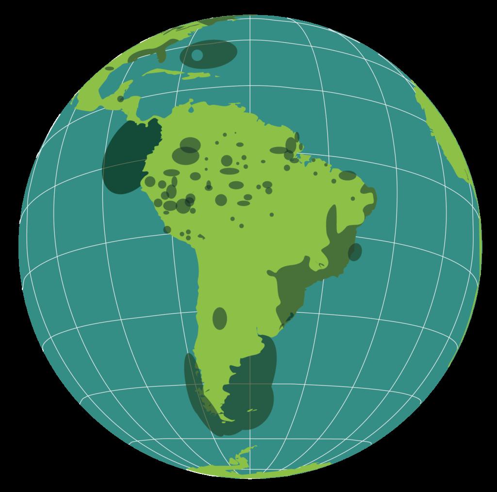 Largelandscape 7 on globe